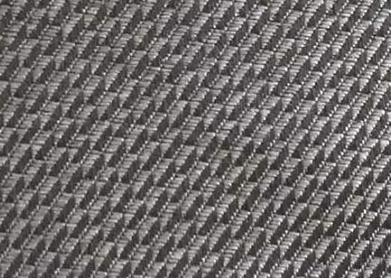 XH Woven polyester dark composite cloth K18-35