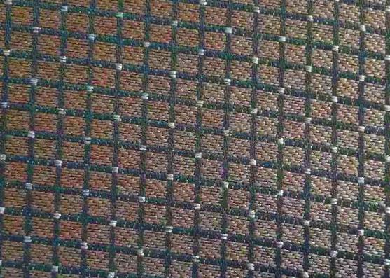 XH Woven polyester dark composite cloth K18-8