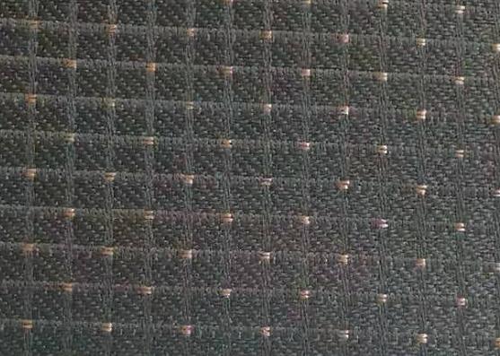 XH Woven polyester dark composite cloth K18-9