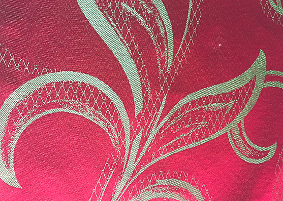 new woven fabric W19519