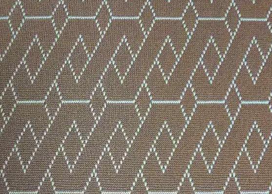 XH 18 years new dark knitted fabric sample S6-1/2/3