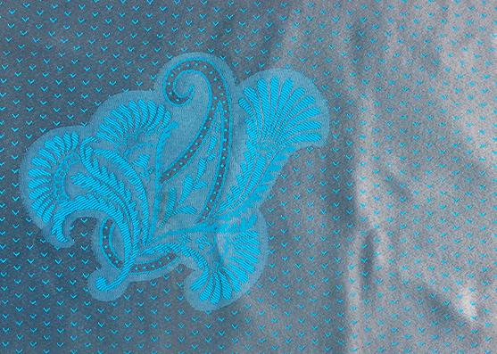 New Design Printing Cheap Mattress Woven Fabric