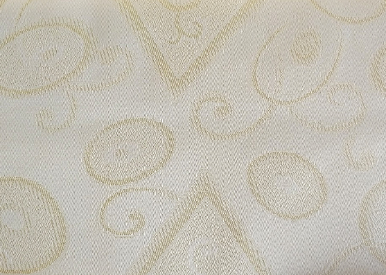 Custom Made 100% Polyester Mattress Woven Fabric