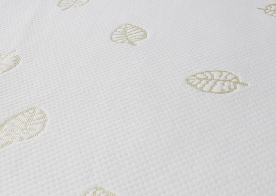Polyester Double Jacquard Quilting Knitted Mattress Fabric