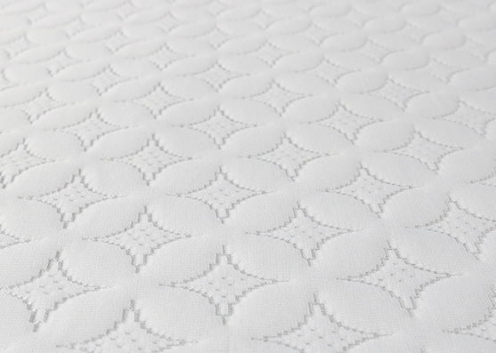 Home Textile 100% Polyester Mattress Knitted Fabric