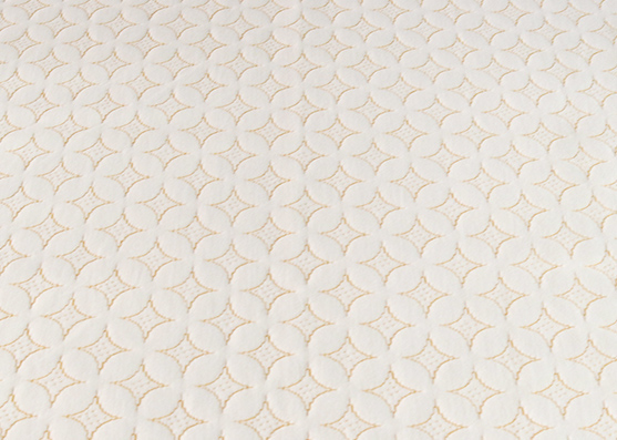 High Quality Polyester Shrink-Resistant Mattress Knitted Fabric