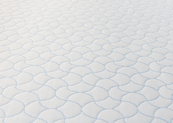 Home Textile Polyester Jacquard Mattress Knitted Fabric