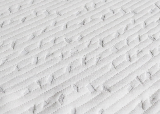 100% Polyester Water Repellent Mattress Knitted Fabric