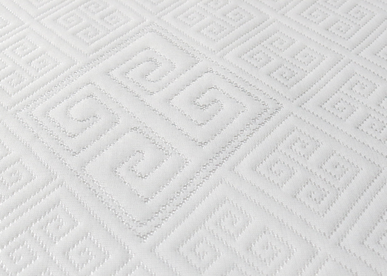Custom Design Density Blended Knitted Mattress Fabric