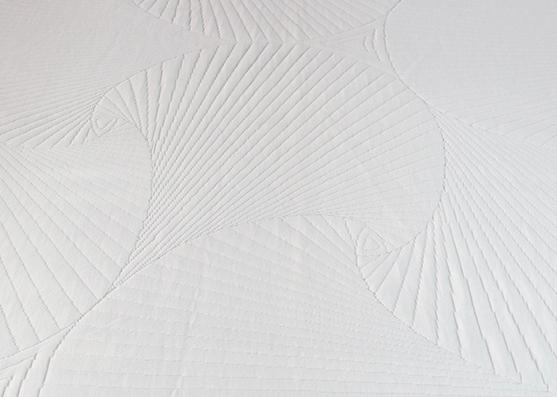 260gsm 220cm anti pilling Mattress Ticking fabric