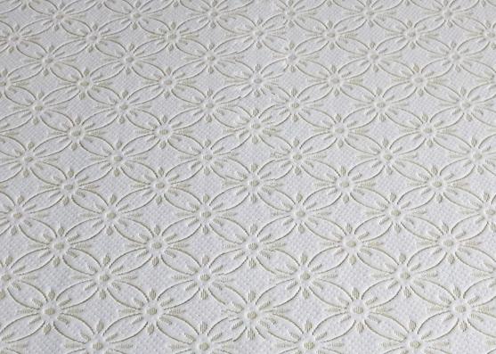new Jacquard jacquard polyester knit fabric