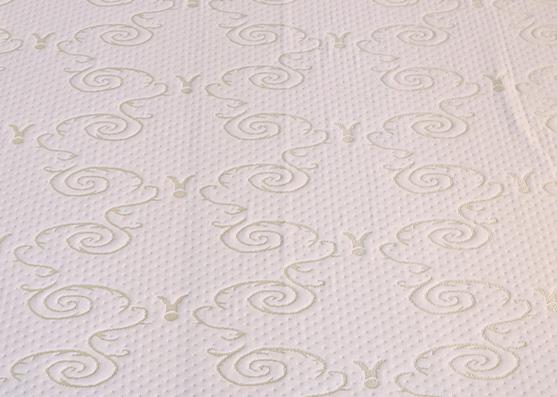 Modern Design Width 220cm 100%Polyester Mattress Ticking Fabric