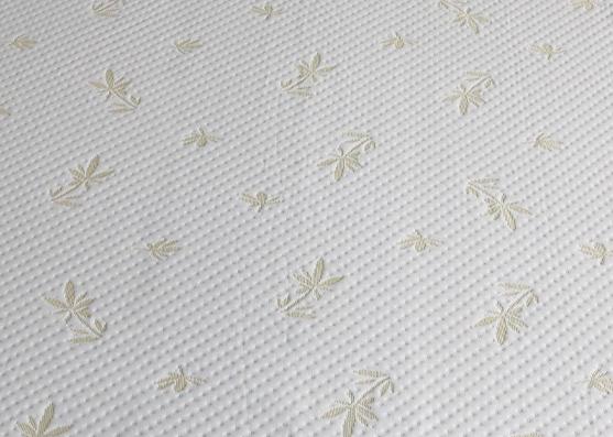 100%Polyester 190gsm weight knitted mattress ticking