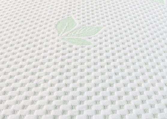 latex pillow cover 240gsm 100% polyester double knit fabric