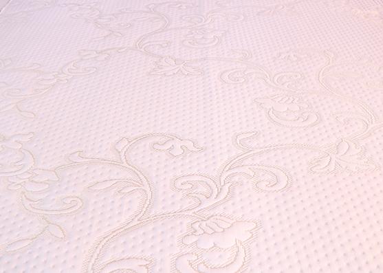 New Design Width 220cm 100%Polyester Mattress Ticking Fabric