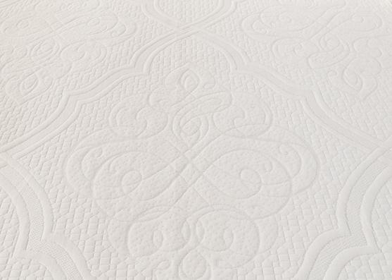 textile high quality100%Polyester jacquard fabric mattress