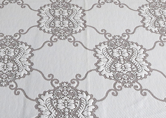 europe standard environment friendly health polyester organic mattress fabric