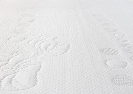 100% polyester DTY design mattress ticking fabric