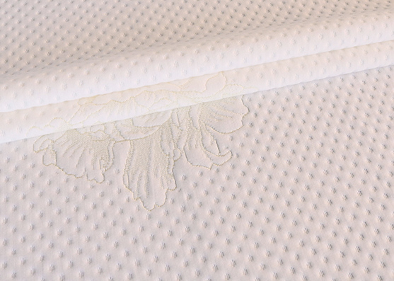 Absorb humidity anti dustmite 100% polyester cooling fabric X-227