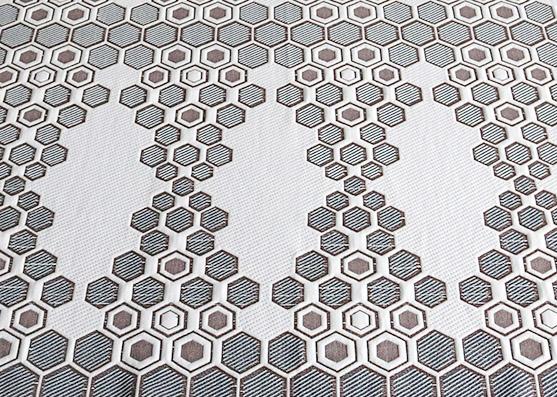 Cheap Prices Mattress cooling yarn mattress ticking fabric X-230