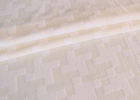 Mattress cover knitted fabric for home textile X-231