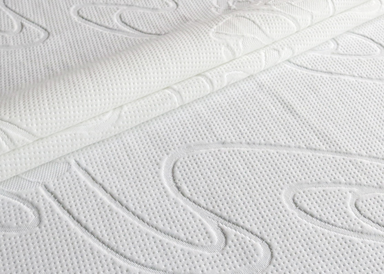 Modern design breathable knitted hangzhou mattress fabric X-232