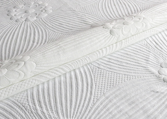 Hot Selling 100% Polyester Knitted Mattress Ticking Fabric X-233