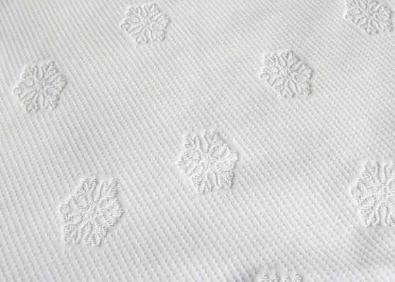 Knitted Fabric Stocklot,Mattress Ticking Polyester Mattress Fabric X-236