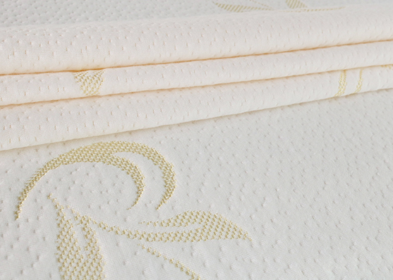 China Manufacturer Best polyester Mattress Ticking Fabric  X-241