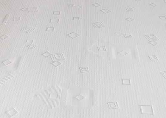 100% polyester Knitted Jacquard Fabric Mattress Ticking X-253