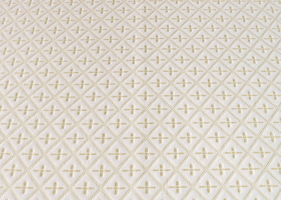 Home Textile China Wholesale New Design For Mattress Cotton Polyester Fabric X-256