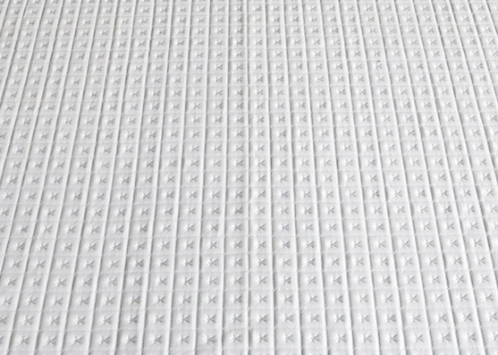 2020 New Design Polyester Knitted Mattress Fabric  X-258