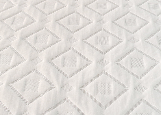Circular Knitting 100% Polyester Mattress Ticking X-259