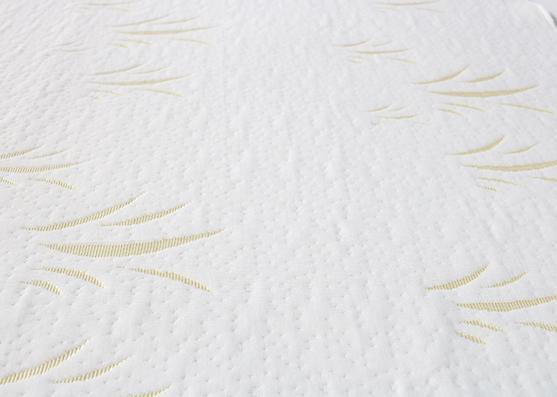 100% Polyester Filament Yarn Foam Mattress Fabric X-262