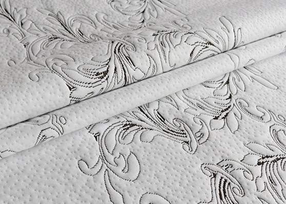 Defining quality in mattress fabrics:woven damask and circular knits