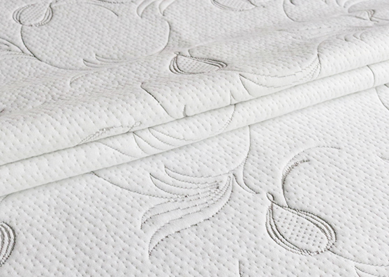 Wholesale New Arrived jacquard bed mattress fabric X-276