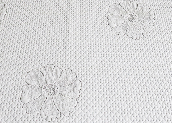 Hangzhou Factory Price jacquard knitting latex fabric X-281